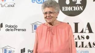 Pilar Bardem muere - actriz - Javier Bardem