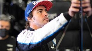 """Alonso quiere más picante: """"Todos tendríamos las mismas opciones..."""""""
