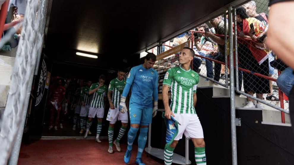 Betis - Canales - Joel Robles