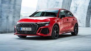 Audi RS 3 2021 - compacto deportivo - 400 CV - Torque splitter -...