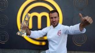 Arnau, ganador de 'Masterchef 9' /