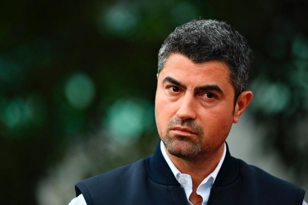 Michael Masi, director de carrera de F1
