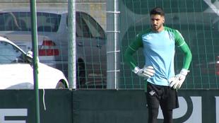 Rui Silva - Betis - Pretemporada - Fichaje - Fútbol