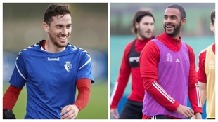 Barja y Ramalho se reincorporan a los entrenamientos.