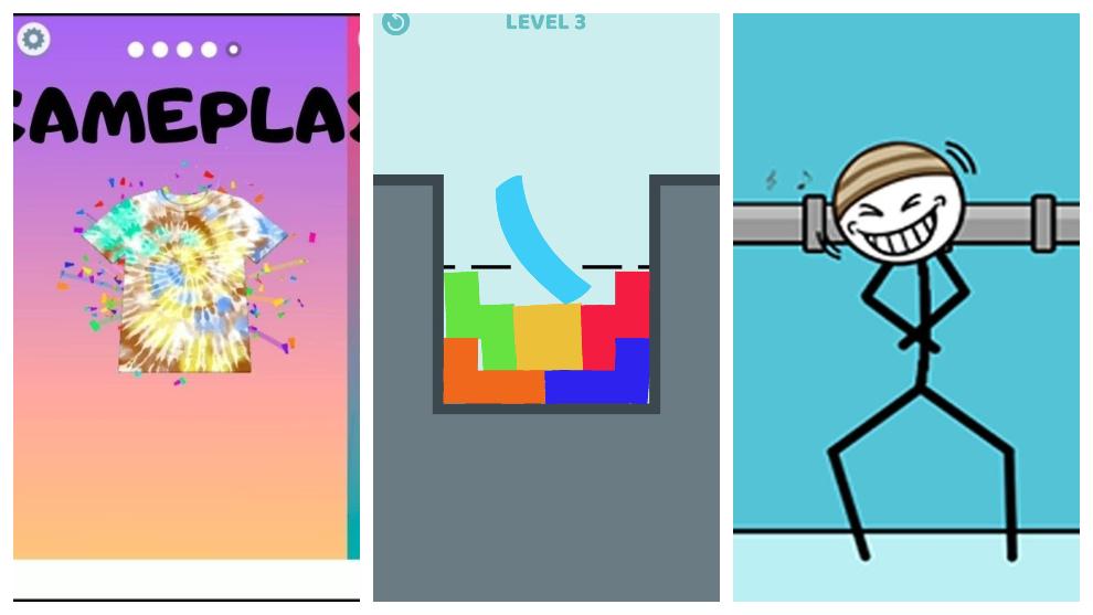 Los peores juegos para móviles