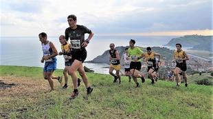 Una imagen de la carrera.