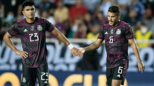 México ganó a El Salvador en la Copa Oro