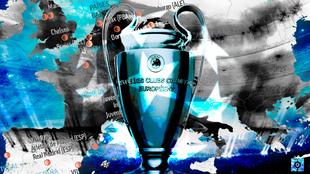 Champions League 2021-22.
