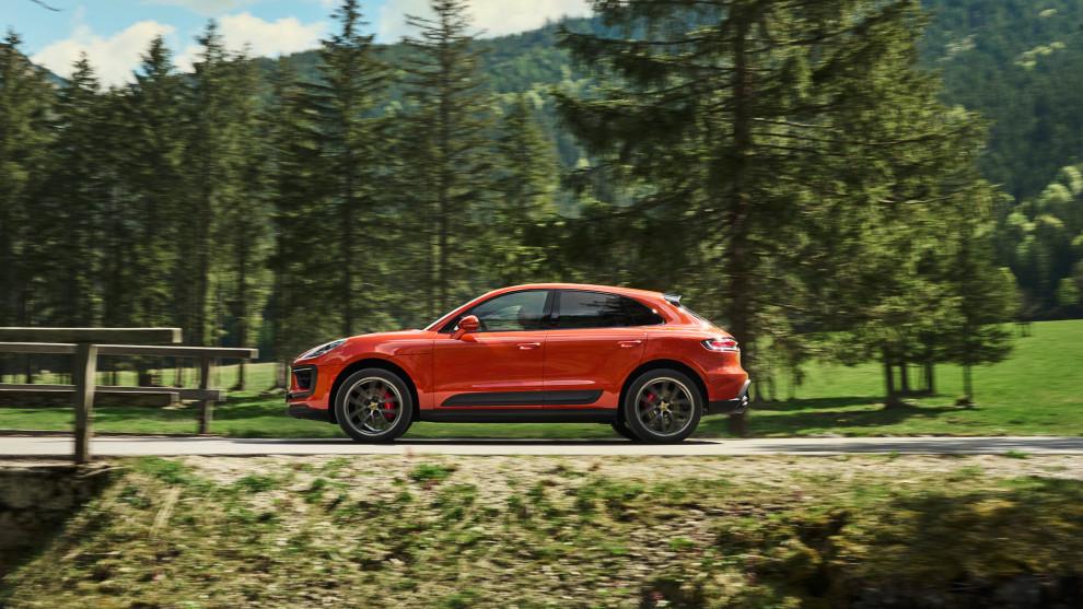 Porsche Macan 2021: epílogo en gasolina y preludio del 100% eléctrico