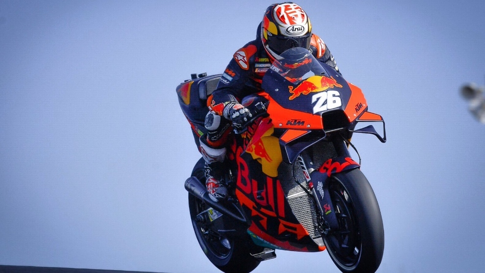 Dani Pedrosa volverá a competir en el Red Bull Ring
