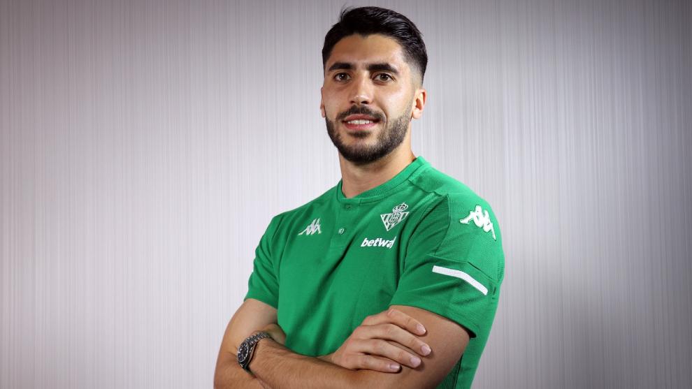 Rui Silva - Betis - Fichaje - Presentación - Benito Villamarín - Fútbol - LaLiga - Mercado
