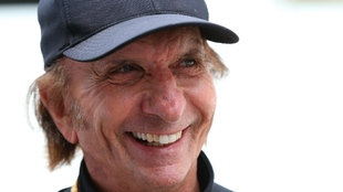 Emerson Fittipaldi en Brasil 2018