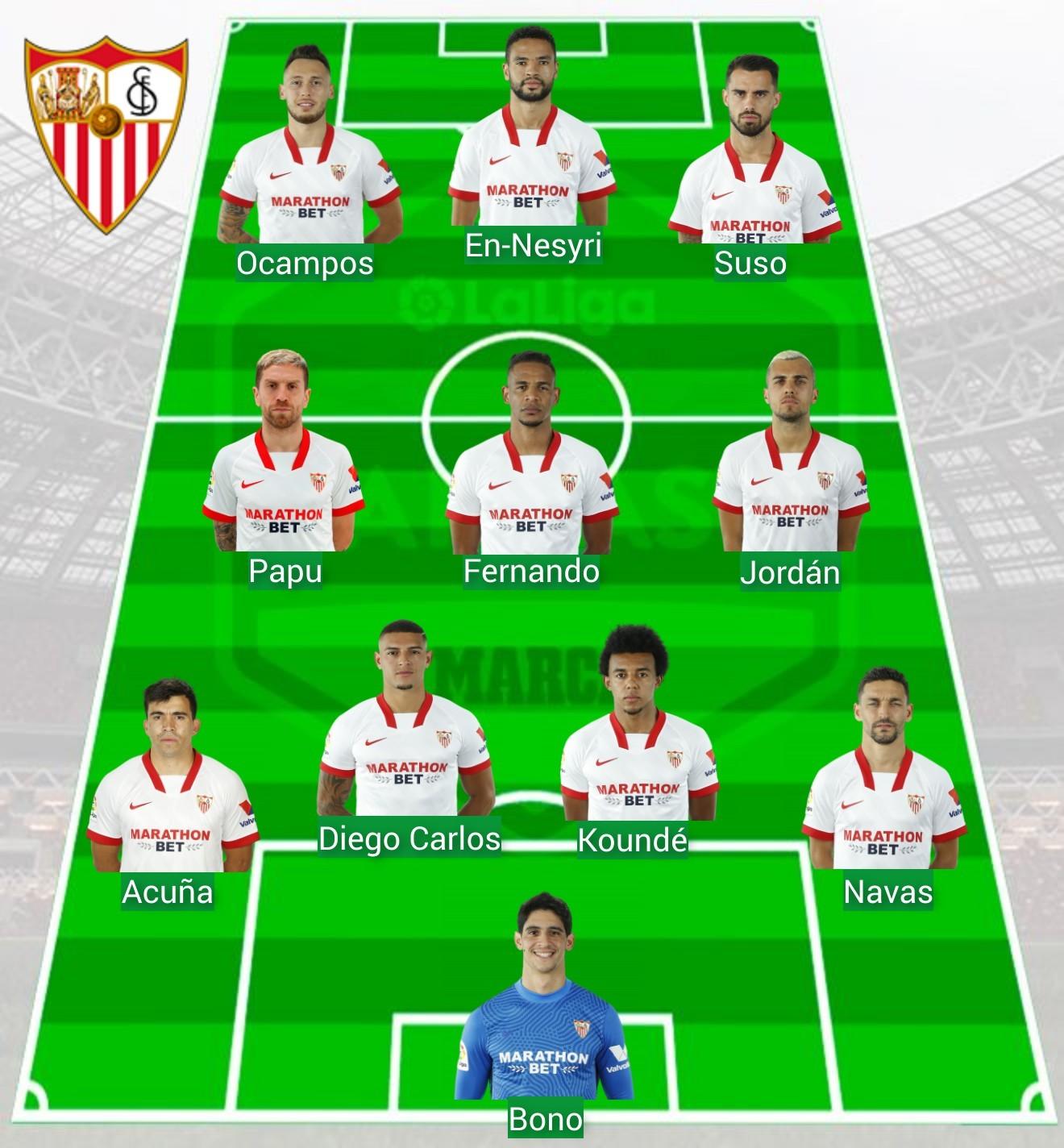 Fichajes Sevilla: traspasos, rumores, altas y bajas para la temporada 2021/22 en Primera División