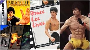 Bruce Lee, sus videojuegos y apariciones en el mundo gaming