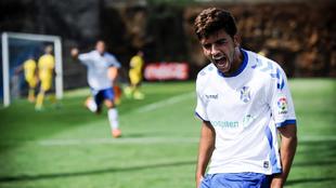 Javi Alonso causará baja al menos 6 meses en el Tenerife