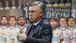 """El mes del proyecto de Ancelotti: """"Un gran fichaje y su gestión es lo que necesita el Madrid"""""""