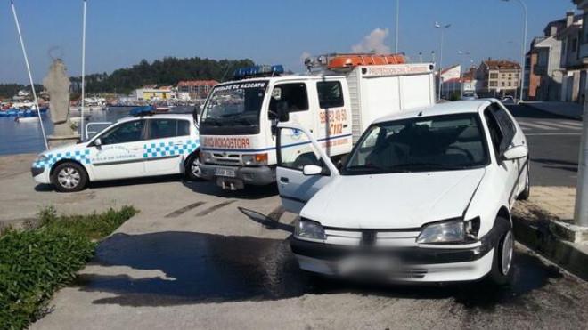 Isla de Arousa - Multa - Policia Local