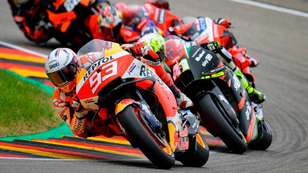 Cancelado el GP de Tailandia de MotoGP por el Covid