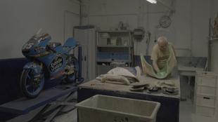 Artesanos del Paddock', la nueva serie documenta de Dazn y...