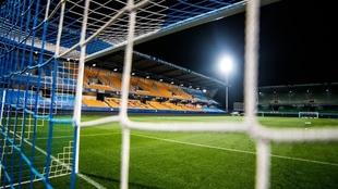 Imagen del Stade de l'Aube, el escenario elegido para la disputa...