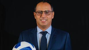 Ahmed Yahya, sidente del Comité de Competiciones de Clubes de la CAF