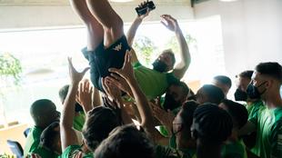 Joaquín - Betis - Fútbol - Cumpleaños - Edad - Pretemporada