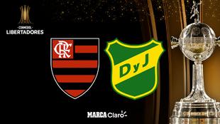 Flamengo vs Defensa y Justicia,en vivo