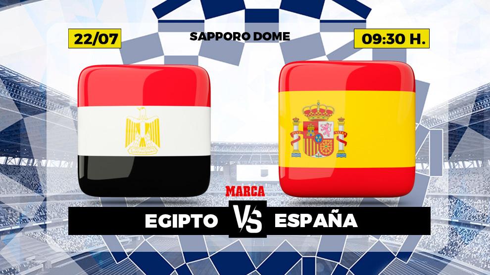 Egypt vs Spain Full Match & Highlights 22 July 2021