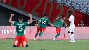 Juegos Olimpicos Tokio 2021 Mexico derrota a Francia.
