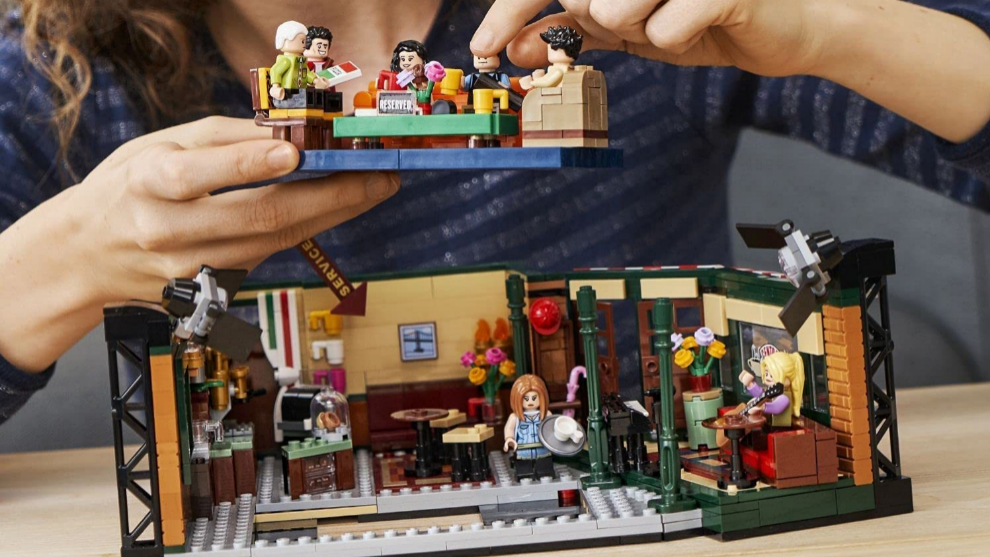 Los juegos de construcción como Lego siguen triunfando entre los más...