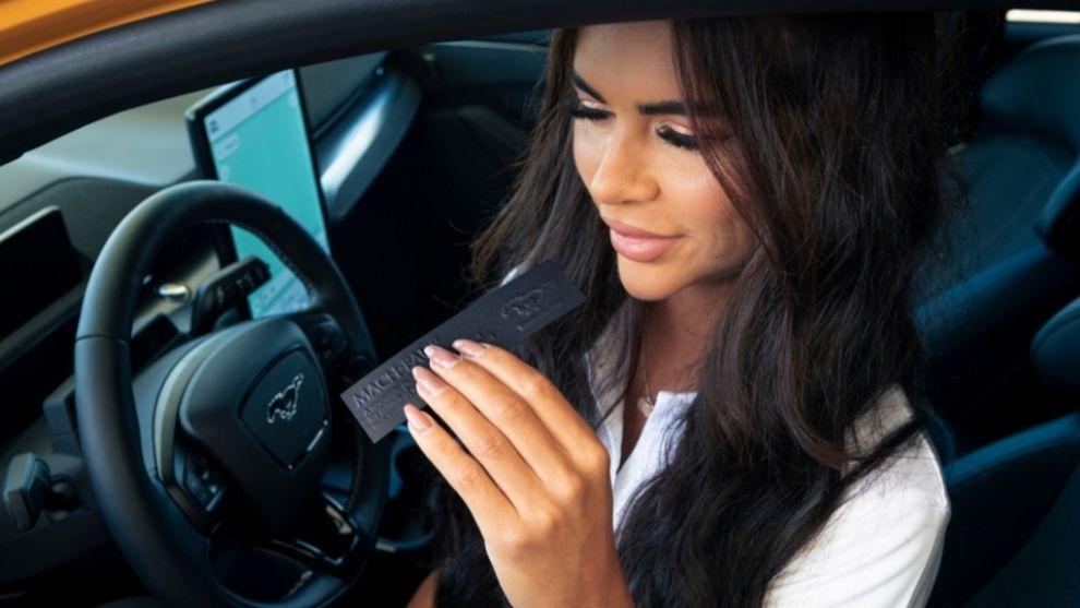 El perfume de Ford que será tendencia cuando todos los coches sean eléctricos