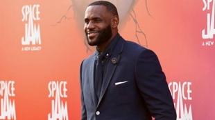 LeBron James protagonista y productor de Space Jam 2.