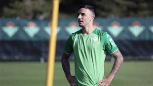 Rober - Betis - Pretemporada - Fútbol - LaLiga - Cesión