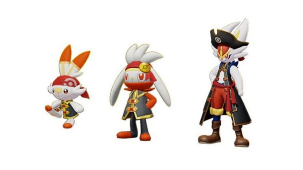cinderace captain style pokemon unite