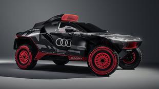 Estas son las primeras imágenes oficiales del Audi RS Q e-tron para...
