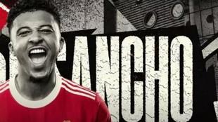 Sancho Manchester United