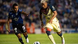 Queretaro América Apertura 2021 Liga MX