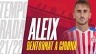 Aleix García (24), nuevo jugador del Girona.