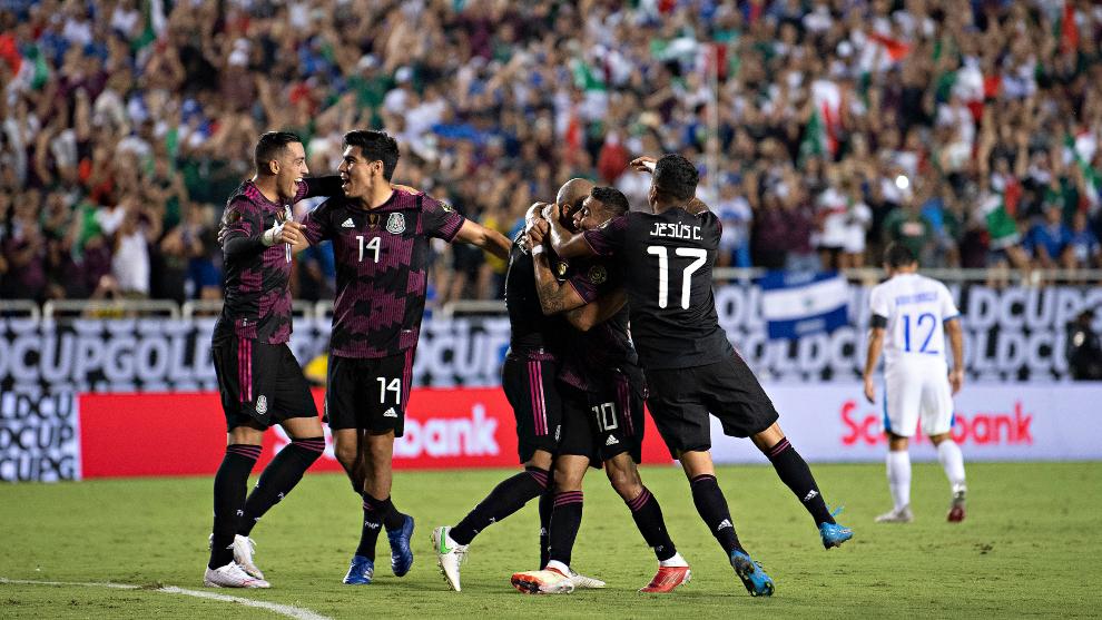 México vs Honduras, en vivo: Horario y dónde ver hoy por TV el partido de cuartos de final de la Copa Oro