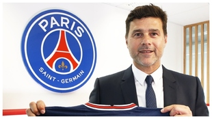 Official: Pochettino renews with PSG until 2023