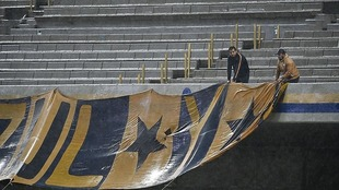 Una vez más, el Olímpico Universitario lucirá sin gente por culpa...