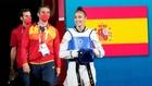 Adriana Cerezo, en su debut olímpico en Tokio.