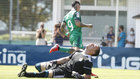 Nacho Vidal y Chimy Avila repiten como goleadores de Osasuna