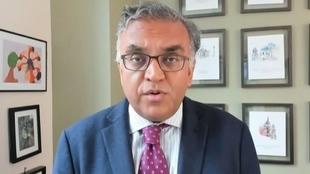Ashish Jha, doctor estadounidense.
