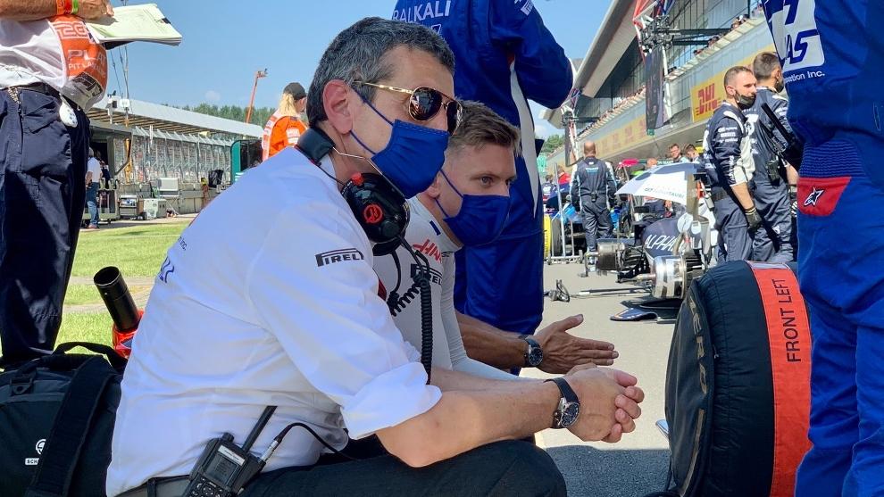 Haas confirma a Mazepin para 2022; Schumacher, en duda