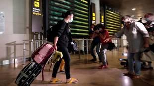 ¿A dónde podrán viajar los ciudadanos españoles?