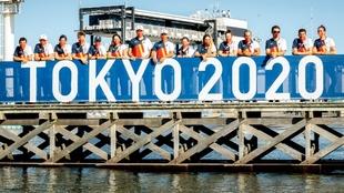 El equipo olímpico español que compite en Tokio