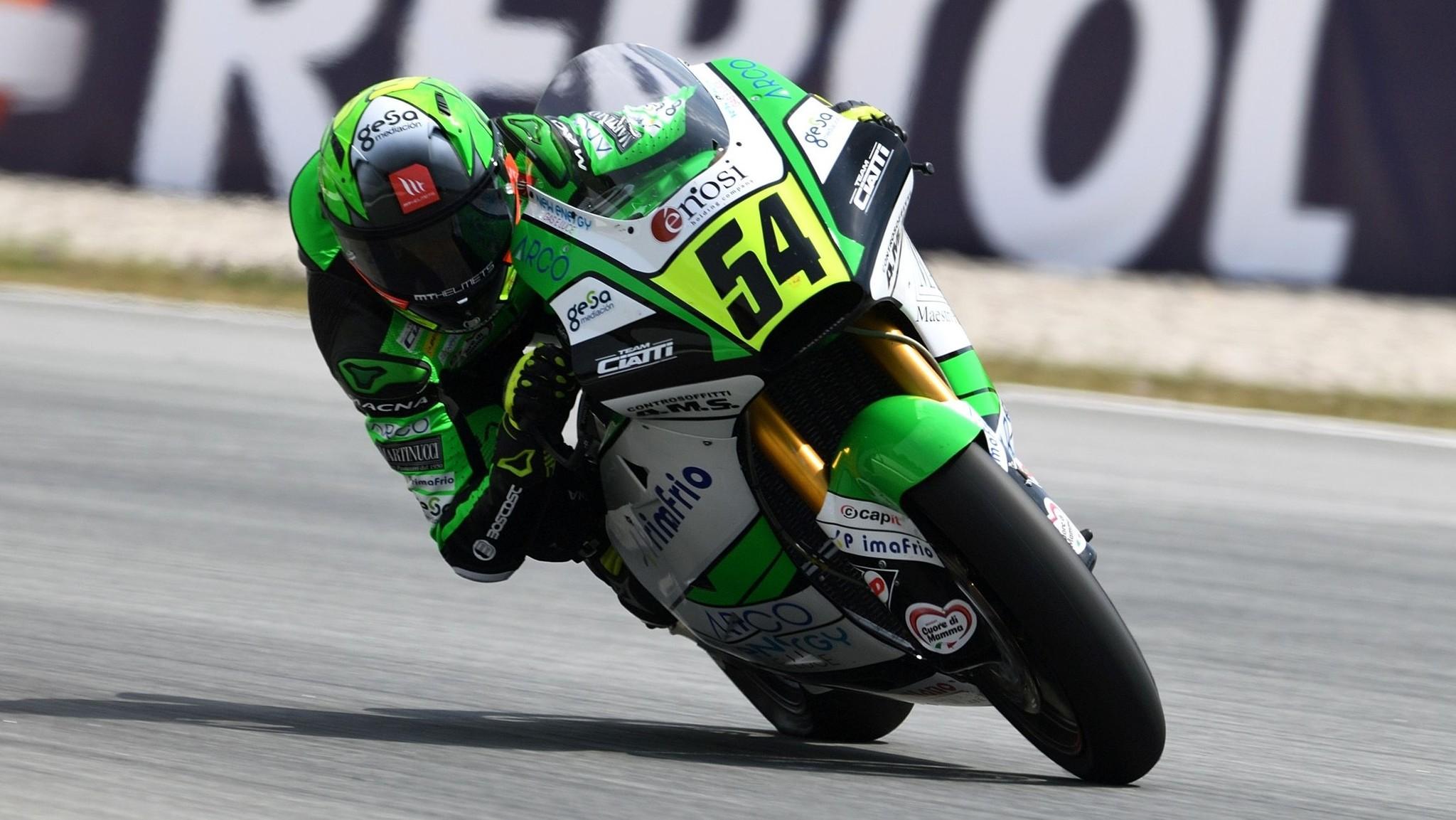 Fermín Aldeguer, a un paso del título en el Europeo de Moto2