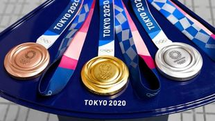 Medals at the Olympic Games