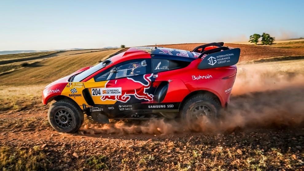 Baja Aragón - Sebastien Loeb - BRX - Prodrive - coches